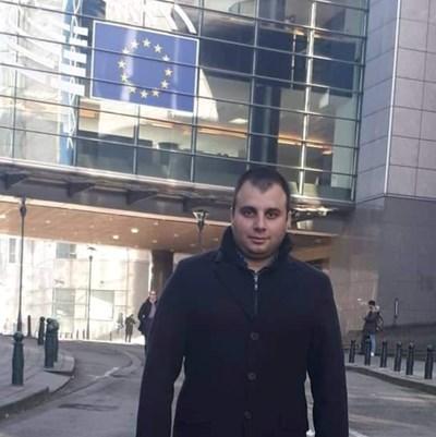 Георги Тодоров Снимка: Фейсбук