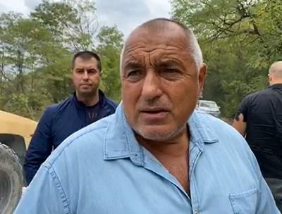 Борисов: Тези, които си правят тънки сметки, могат да са с ГЕРБ само в опозиция