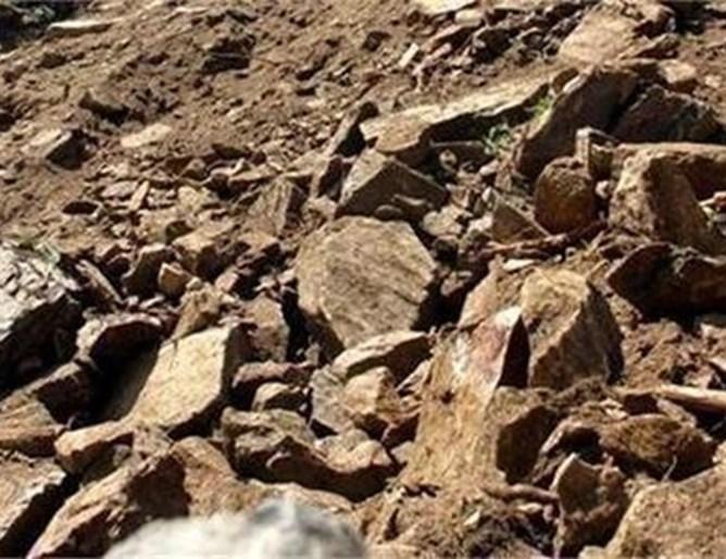 Резултат с изображение за свлачище унищожава село Лойкербад