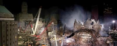 """Тази снимка фотографът е озаглавил """"Кулата близнаци"""". СНИМКИ: ДЖОЕЛ МАЙЕРОВИЦ"""
