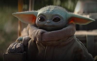 """Бебе Йода от сериала """"Мандалорианецът"""""""
