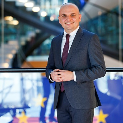 Илхан Кючюк, член на ЕП от ДПС/Обнови Европа.