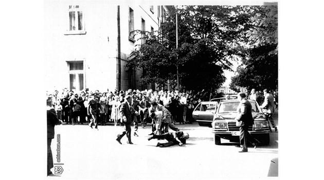 Нападения над Живков изчезват от снимките