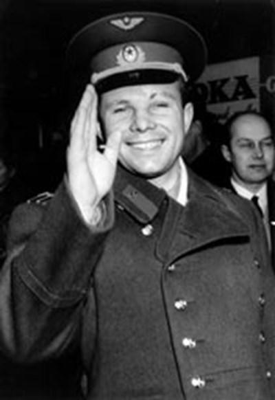 Юрий Гагарин  СНИМКА: Уикипедия