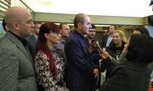 Цветанов за Радев: Ако иска да говорим за избори, да каже как финансира кампанията си