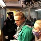 Алексей Навални в Москва СНИМКА: РОЙТЕРС