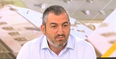 Експертът Борислав Сестримски  Кадър: Нова телевизия/vbox7