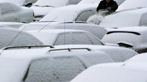 Зимата ще е по-мека от обичайното. В София чакаме сняг чак на 1 януари 2019