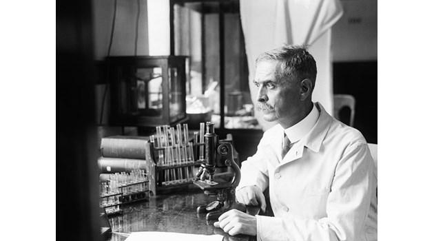 Ландщайнер откри кръвните групи и спаси живота на милиони