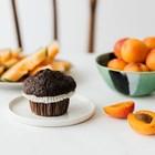 Какаови мъфини, готови само за 5 минути