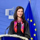 Българският еврокомисар Мария Габриел.
