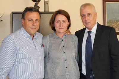 Италианец: Г-н министър, благодаря ти, че оказа първа помощ на брат ми