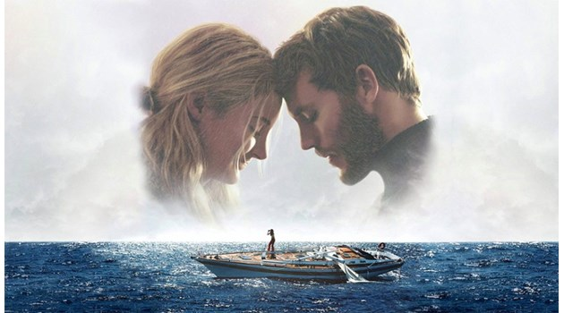 "Истинска история от океана след  жесток ураган в ""Дрейф"""
