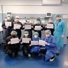 Медиците от болница Св. Анна с послание до всички