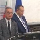Депутатите от ДПС Йордан Цонев (в ляво) и Хамид Хамид
