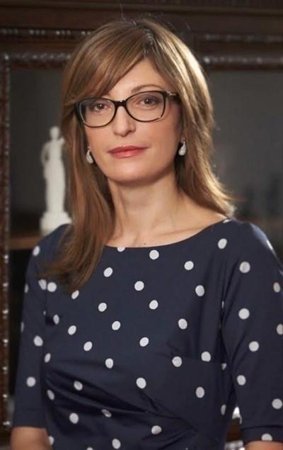 Министърът на външните работи Екатерина Захариева СНИМКА: Архив