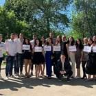 Абитуриенти от Пловдив призовават за отговорност на пътя по време на баловете