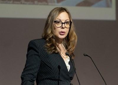 Психоложката Ани Владимирова