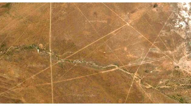 Как древните боливийци създавали идеално прави пътища