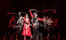 Танцът със саби е световен хит