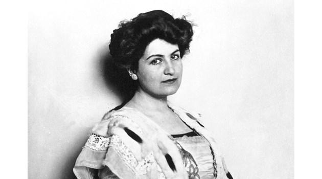 Фаталната Алма Малер – муза на композитори, архитекти, художници и писатели
