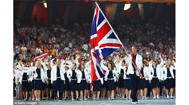 С 30 мин. режат церемонията за откриването на игрите в Лондон
