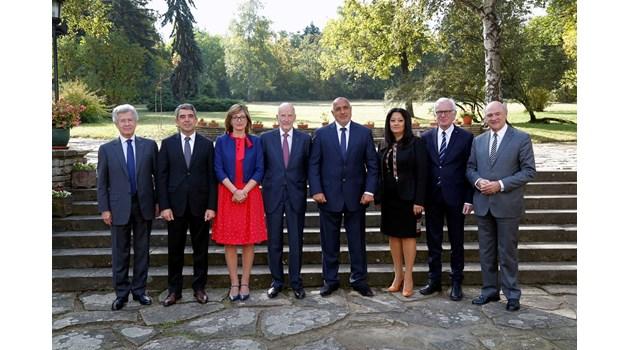 Кои са топсъветниците на Борисов за европредседателството