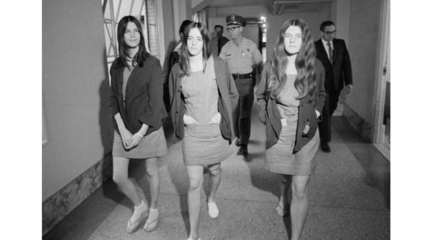 Момичетата на Менсън - слабите и изтормозени деца, превърнати в екзекутори