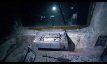 Изоставени тайни нацистки тунели