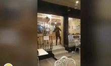 Българинът с мачете в Истанбул бил със силно психично разстройство или на опиати (Видео)