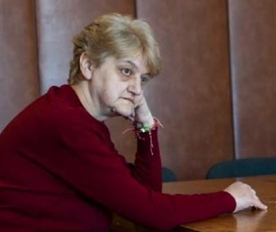 Д-р Соня Съботинова. Снимка: Архив на автора.