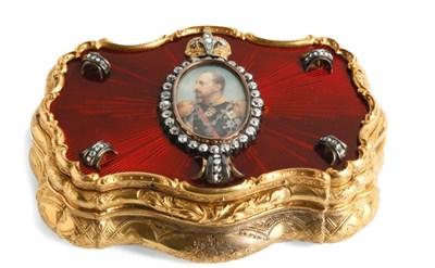 Подарък на Фердинанд за принцеса, дуелирала се гола, купен за 15 000 лири