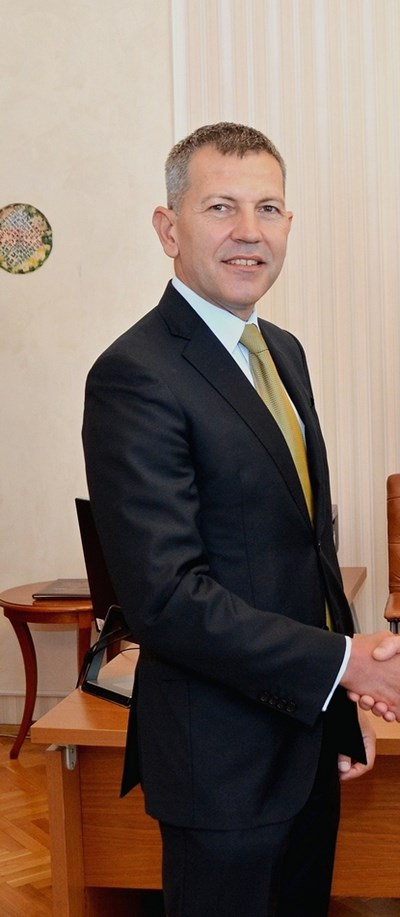 Транспортният министър Георги Тодоров