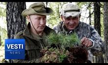 Путин в Сибир