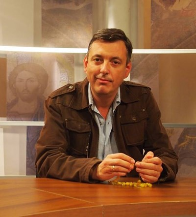 Горан Благоев напусна БНТ и стана политик в партията на Цветан Цветанов.