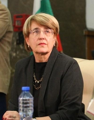 Доц. д-р Маргарита Златарева - бивш конституционен съдия и преподавател по граждански процес, наскоро издаде книга с юридически поглед към процеса на Васил Дякон Левски.