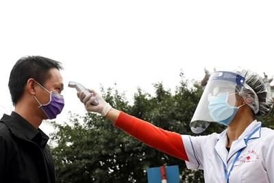 Виетнам обяви само 4 нови случая на COVID-19 СНИМКА: Ройтерс