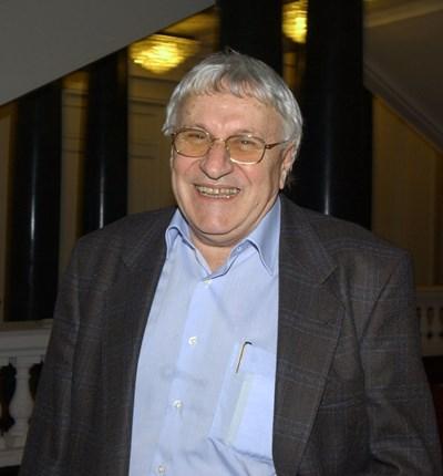Проф. Андрей Пантев, историк