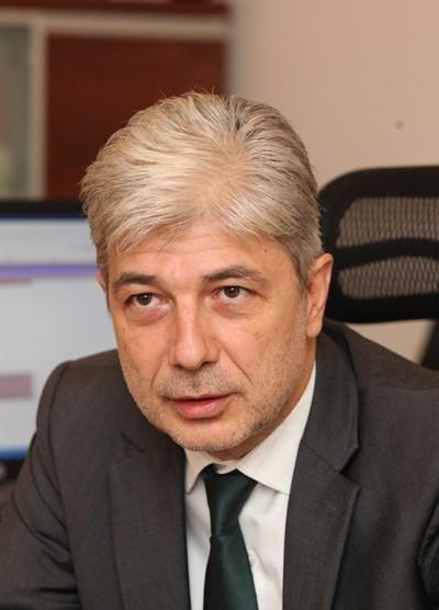 Министър Нено Димов СНИМКА: Архив