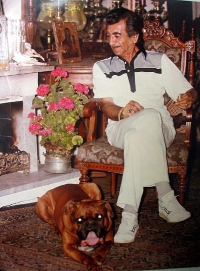 Георги Парцалев.