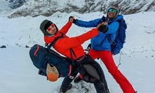 """Лакпа Денди, непалският """"брат"""" на Скатов: За едно мигване той падна и изчезна"""
