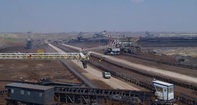 """Тецовете от комплекса """"Марица изток"""" работят с местни въглища."""