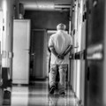 Болничен коридор  Снимка: ВМА