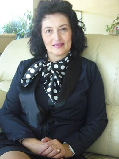 Няма бум от екзотични болести заради бежанците, казва Цезаринка Илиева. СНИМКА: Ваньо Стоилов