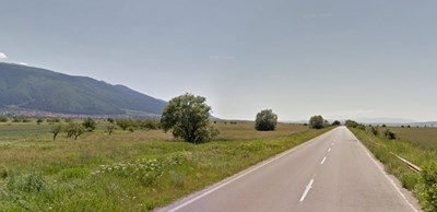 Пътят Самоков – Дупница Снимка: Google street view