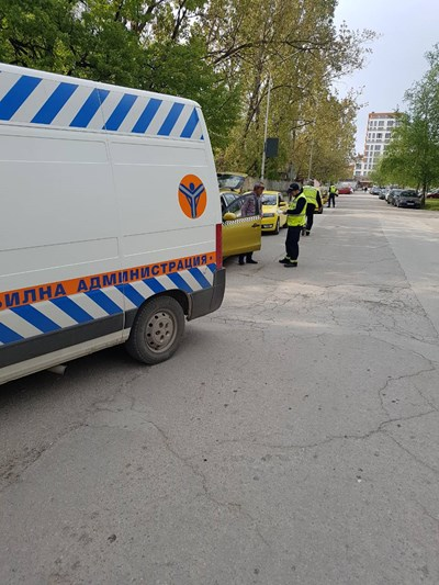 31 жълти коли провериха полицаи и служители на Автомобилна администрация
