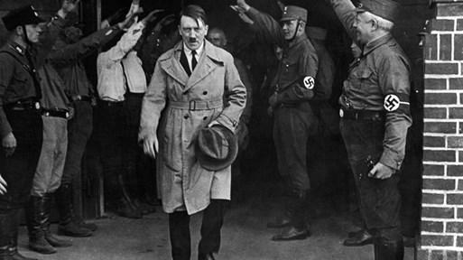 Хитлер: Йезуитите имат съвършена организация, доста техники научих от тях