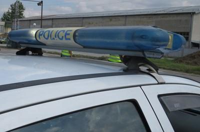 18-годишна преобърна кола във Велико Търново, момче е със счупена ключица