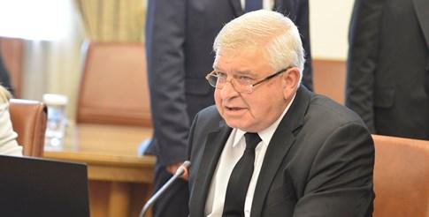 Финансовият министър Кирил Ананиев