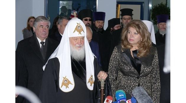 Руският патриарх Кирил: Българската земя е близка до сърцето ми